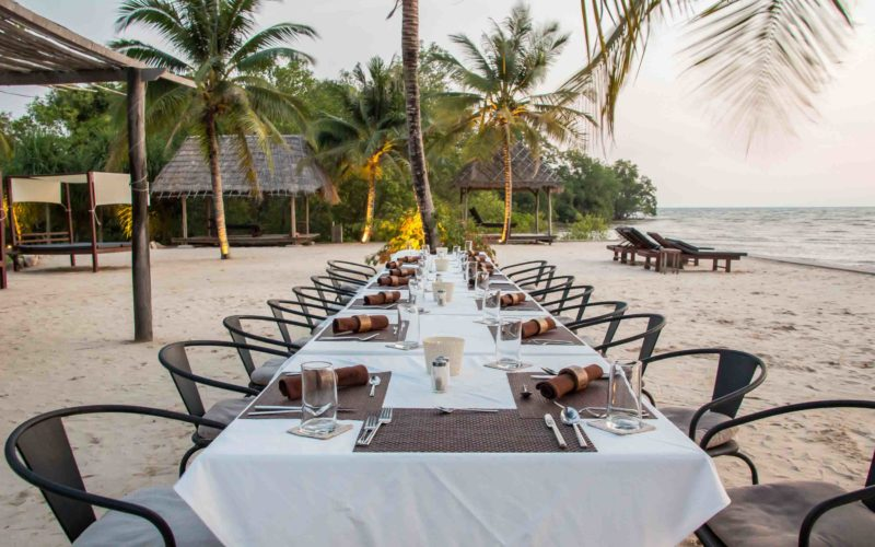 Chankiri Restaurant Beach BBQ Special Offer
