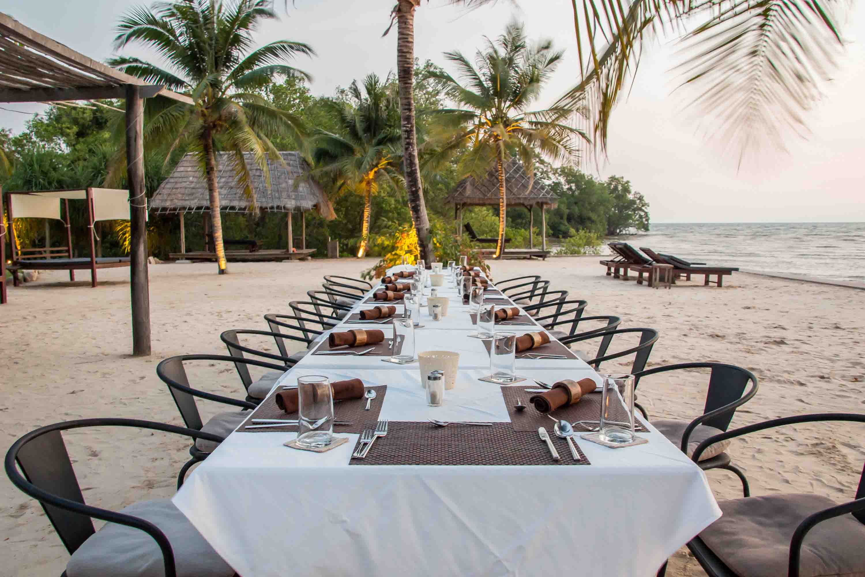 Beach BBQ Kep Seafood Crab Dining Offers